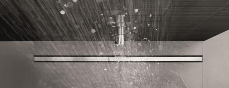 best linear shower drains