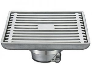 KES V331 Square Stainless Steel  Shower Floor Drain with Removable Strainer Review